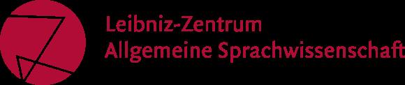 Logo Leibniz-Zentrum Allgemeine Sprachwissenschaft