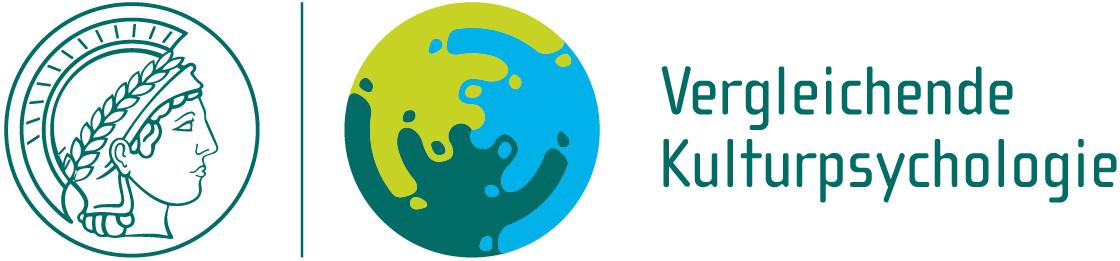 Logo MPI für evolutionäre Anthropologie, Abteilung für Vergleichende Kulturpsychologie